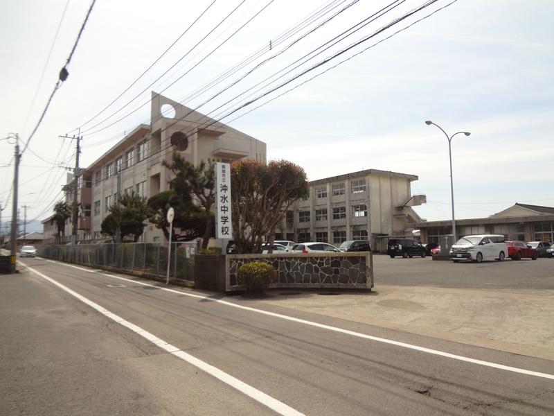 沖水中学校